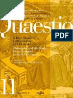 DEL MASTRO (Filosofi, Scribi e Glutinatores. I Rotoli Della Villa Dei Papiri Di Ercolano)