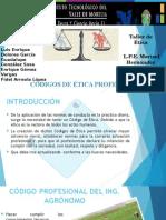 4.2 Código de Ética Profesional