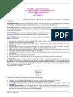 Convencao Internacional Para Simplificacao e Harmonizacao Dos Regimes Aduaneiros