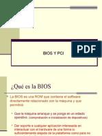 009-BIOS y PCI
