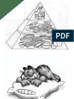 PYRAMID MAKANAN-Buah Sayur