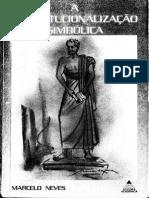 Neves, Marcelo - A Constitucionalização Simbólica (1) Marcações