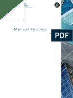 SunGuard Manual Tecnico Vidrio