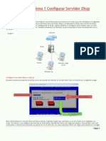 Configurar Servidor DHCP