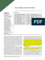 Consenso de Insuficiencia Cardiaca Con Funcion Sistolica Conservada