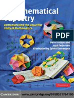 Peter Hilton, Jean Pedersen-A Mathematical Tapestry_ Demonstrating the Beautiful Unity of Mathematics-Cambridge University Press (2010)