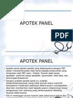Apotek Panel