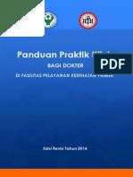 PPK Dokter Di Fasyankes Primer - 2014