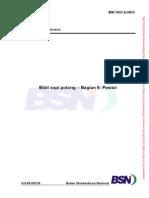 SNI 7651.6.2015 Bibit Sapi Potong Bagian 6 . Pesisir