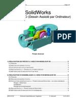 Decouverte Du Logiciel SolidWorks