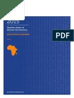 2015 IIAG Executive Summary