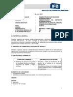IFB - Gestión de Calidad Aplicada Al Comercio Internacional