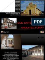 PATRIMONIO ARQUITECTURA