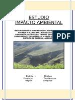 4.- Estudio de Impacto Ambiental
