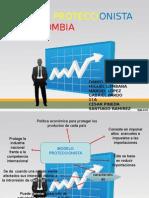 Modelo proteccionista en colombia
