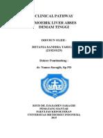 Amoebik Liver Abses Dengan Demam Tinggi - Elis (2)