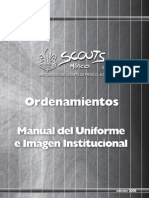 Manual del Uniforme e Imagen Institucional