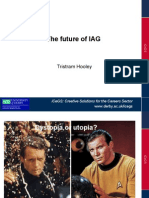 Tristram Hooley - The Future of IAG