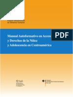 Manual Autoformativo Acceso Justicia y Derechos de La Ninez
