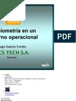 La Biometría en Un Entorno Operacional