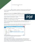 How to Create a Windows 10 Enterprise Build 9860 ISO