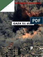 Gaza 51 Días