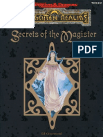 Secrets of the Magister