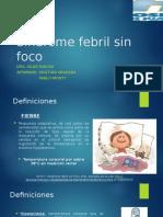 Síndrome Febril Sín Foco