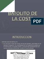 Batolito de La Costa(1)