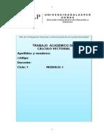 TRABAJO ACADEMICO DE CALCULO VECTORIAL.docx