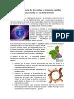 Gestión Territorial Del Desarrollo y El Misticismo Científico