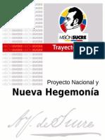 Proyecto Nacional y Nueva Hegemonía