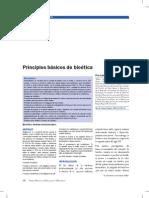 Principios Basicos de Bioetica