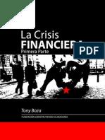 La Crisis Financiera