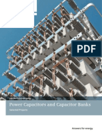 Power Capacitors Capacitor and Banks En