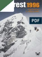 Bukreev, Anatoli & Weston DeWalt, Gary - Everest 1996 [1294] (r1.5)
