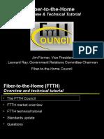 FTTH Tutorial 8-7-03