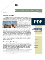 Cole Chiropractic March-April 2010 Newsletter