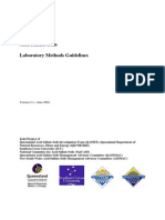 Acid Sulfate Soils Laboratory Methods Guidelines