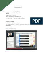 Plan Marketing Facebook