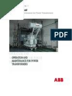 User Manual for ABB PTR