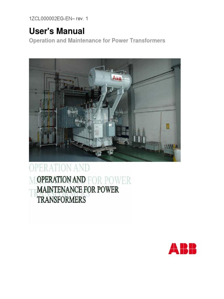 user manual for abb ptr transformer relay rh scribd com abb oil transformer manual ABB Transformer Catalog