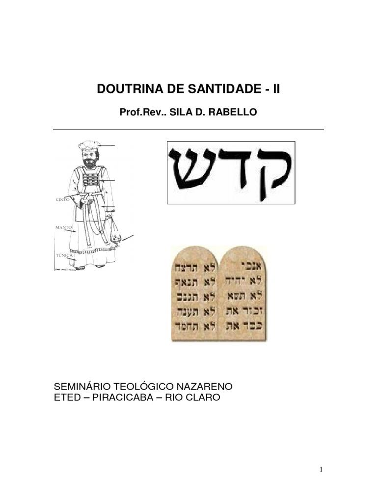 Doutrina de santidade iipdf fandeluxe Choice Image