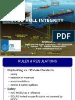Fpso Hull Integrity
