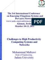 Malkawi Keynote-Speech-Challenges to HPCS (1)