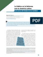 El Ministerio Público en la Reforma Penal de América Latina