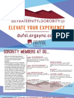 sorority booklet