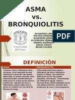 Asma vs. Bronquiolitis
