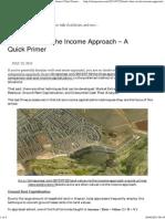 Land Value Primer