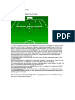 Tactical Sessions for Elite Teams